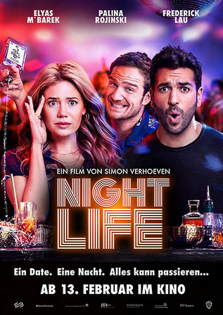 Nightlife Plakat