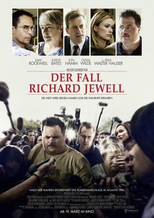 Der Fall Richard Jewell Plakat