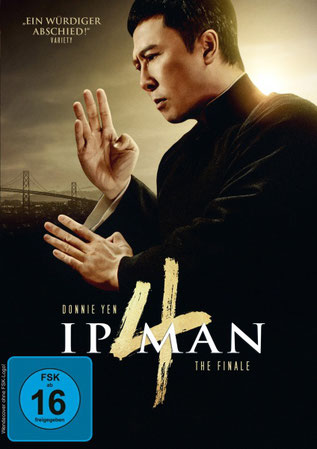IP Man 4 Plakat
