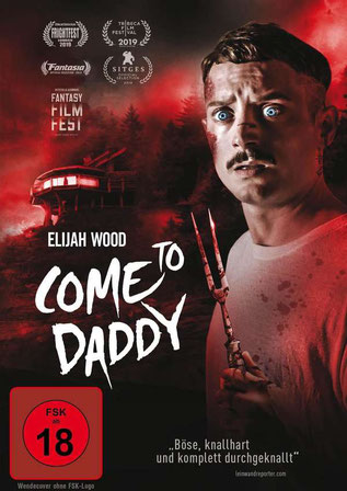 Come To Daddy DVD Cover