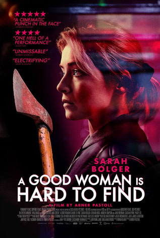 A Good Woman Is Hard To Find DVD Cover