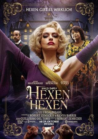 Hexen hexen Plakat