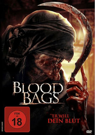 Blood Bags Plakat
