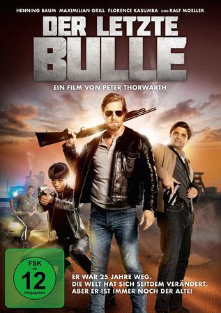 Der Letzte Bulle DVD Cover