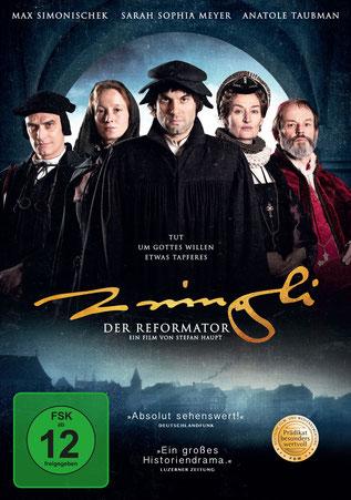 Zwingli Plakat