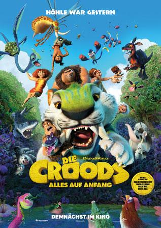 Die Croods 2 Plakat