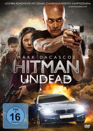 Hitman Undead Plakat