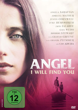 Angel I Will Find You Poster