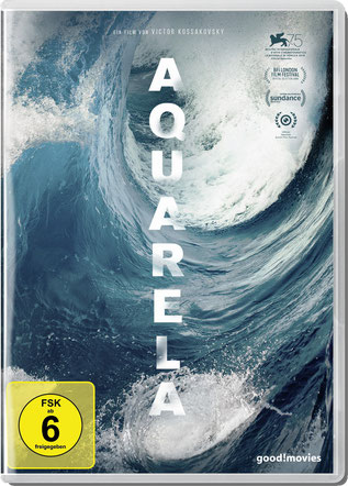 Aquarela Plakat