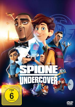Spione Undercover Plakat
