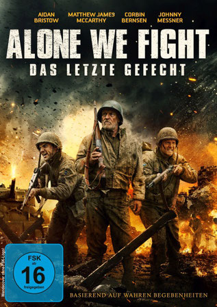 Alone We Fight DVD Cover
