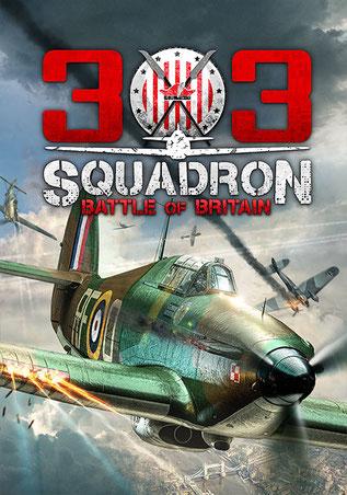 Squadron 303 Plakat