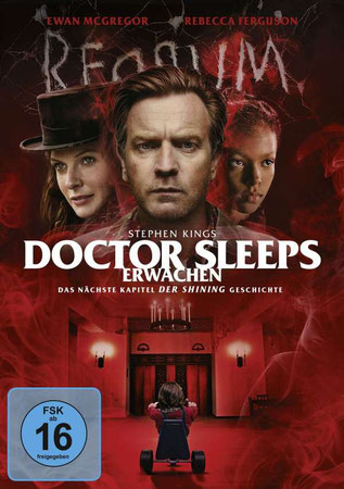 Doctor Sleeps Erwachen DVD Cover