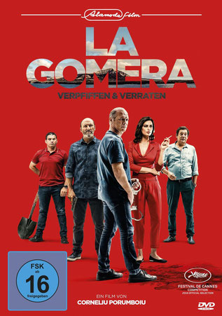 La Gomera DVD Cover