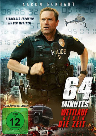 64 Minutes DVD Cover