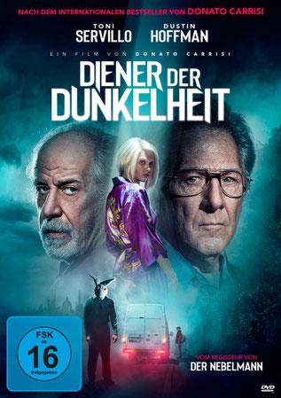 Diener der Dunkelheit DVD Cover