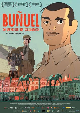 Bunuel Film Plakat