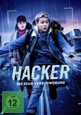 Hacker Die Zeus-Verschwörung Plakat