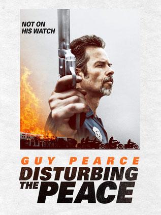 Disturbing The Peace Plakat