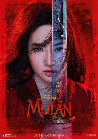 Mulan Plakat
