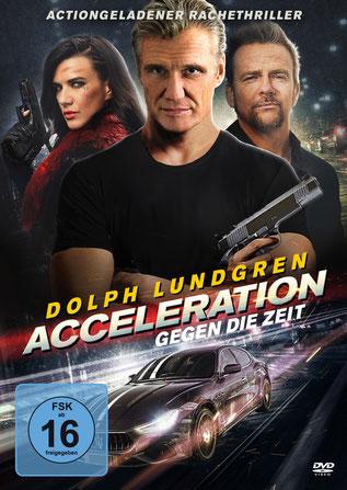 Acceleration Plakat