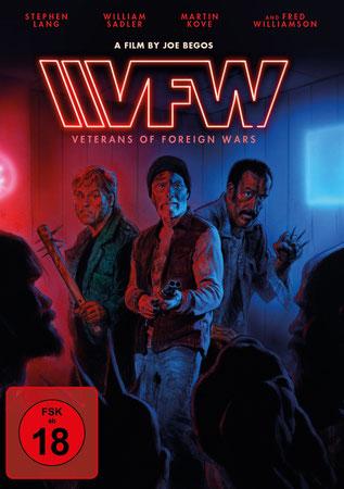 V.F.W. Plakat