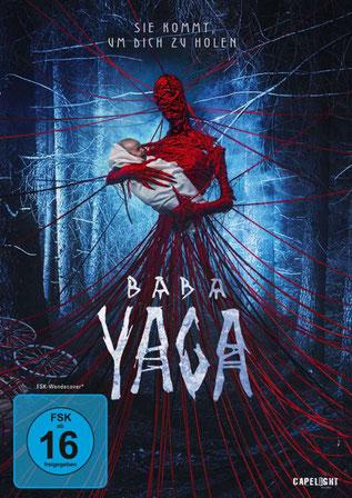 Baba Yaga DVD Cover