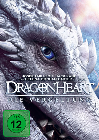 Dragonheart 5 DVD Cover