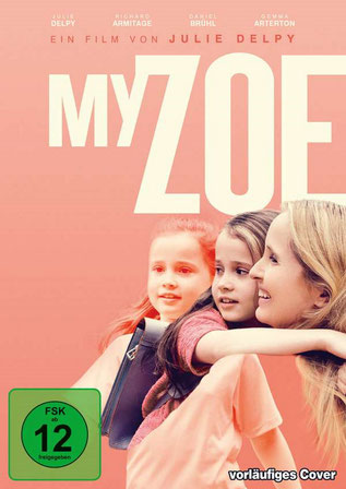 My Zoe DVD Cover