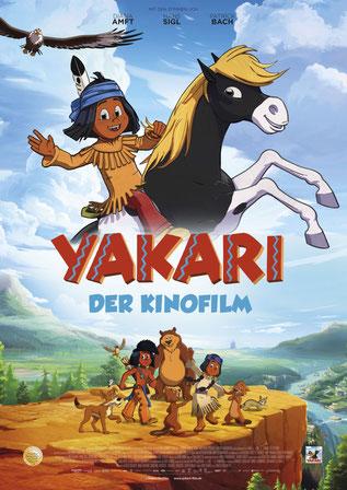 Yakari Plakat