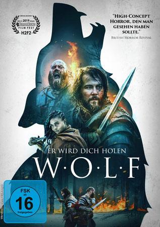 Wolf Er Wird Dich Holen Plakat