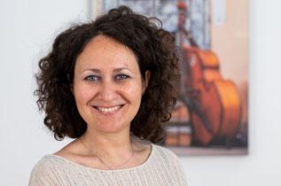 Italienisch-Sprachtrainerin Donatella Zappimbulso