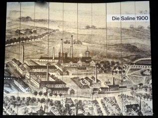 die Saline um 1800