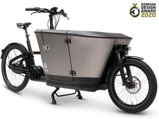 Cargo e-Bike von Carqon