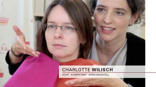 Charlotte Wilisch - Strategische Farbberatung und Stilberatung - Besonderheiten meiner Farbanalyse