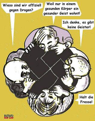 Drogenproblem bei den Nazis