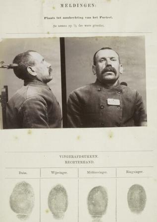 Singalementkaart Veenhuizen opname 02-07-1896