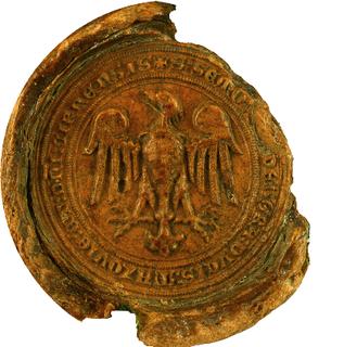 Pieczęć herbowa większa Siemowita III