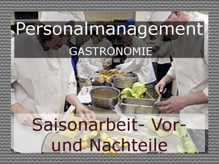 Saisonarbeit
