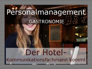 Hotel- Kommunikationsfachmann
