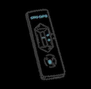 Sars CoV 2 Test Icon