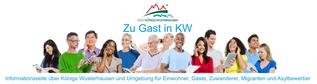 Willkommensinitiative Zu Gast in KW