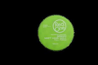 RED ONE Haar Styling Wax