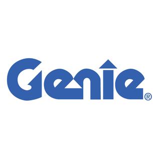 Genie Forklift Logo