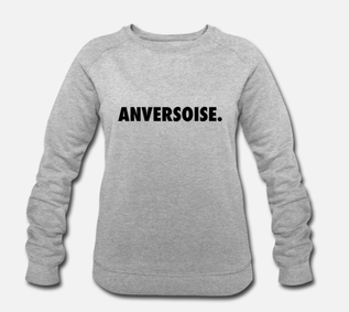 """""""ANVERSOISE"""" NEW CITY SWEATER 65€"""