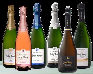 Photo 6 bouteilles offre découverte.