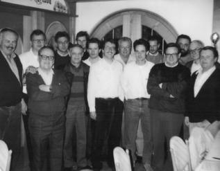 Gründungsmitglieder 1991