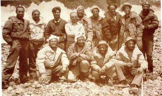 La spedizione italiana al K2 del 1954