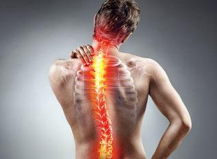 Schmerztherapie Schmerzen Schmerzbehandlung Rückenschmerzen Nackenschmerzen