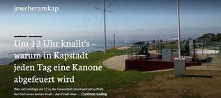 Lieblingsblog, Reiseblog, Lifetravellerz, Jo Weber am Kap, luigiontour